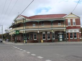 St Marys Historic Hotel, Saint Marys (Rossarden yakınında)
