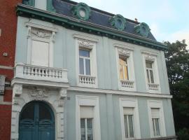 La Maison Bleue, Рубе (рядом с городом Mouvaux)