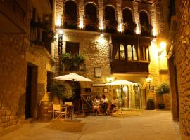 Hotel Merindad de Olite, Olite
