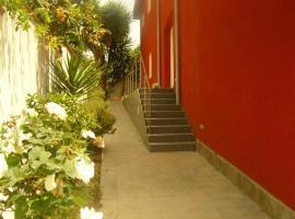 Delicius Family House, San Leone (Villaggio Peruzzo yakınında)