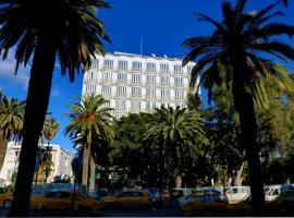 Hôtel La Maison Blanche, Tunis