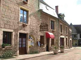 Logis Le Grand Monarque - Donzy, Donzy (рядом с городом Colméry)