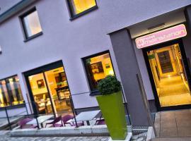 Hotel Mainstation, Frankfurt/Main (Rumpenheim yakınında)