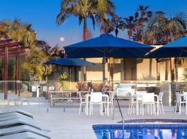 Avoca Palms Resort, Avoca Beach (North Avoca yakınında)