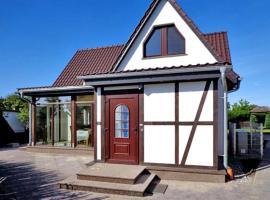 Holiday Home Wintergarden, Saal (Neuendorf Heide yakınında)