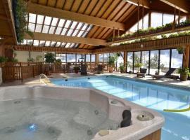 Hotel Le Ferraillon, Абонданс