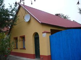 Horvátkert Guesthouse, Horvátzsidány (рядом с городом Ólmod)