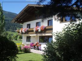 Appartements Winter, Flachau (Oberdorf yakınında)