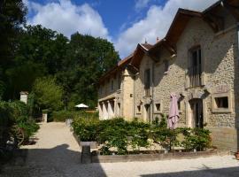 Gîtes en Pierre, Doulevant-le-Château (рядом с городом Blaise)