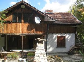 Villa Elena, Etropole