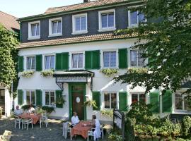 Hotel Reinhold, Gummersbach (Lieberhausen yakınında)