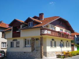 Hotel Four Seasons, Samokov