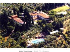 Hotel Villa Le Rondini, Floransa (Terra Rossa yakınında)