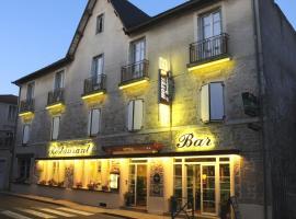 Hotel de Bordeaux, Грама (рядом с городом Lavergne)