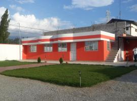 Hospedaje Vista Hermosa, Puembo (Hacienda Chiche Obraje yakınında)