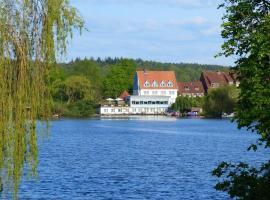 Restaurant und Hotel Zum Weissen Ross, Мельн