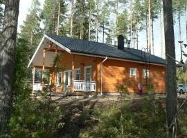 Kapiaisen Lomamökit, Halmeniemi (рядом с городом Tommola)