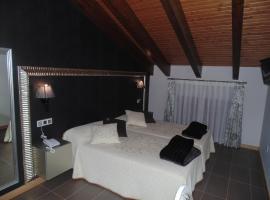 Hotel Ribera de Langa, Langa de Duero (Alcubilla de Avellaneda yakınında)