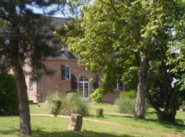 Gite de Peche, Saint-Ellier-du-Maine (рядом с городом Saint-Mars-sur-la-Futaie)