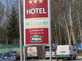 Hotel Zlatan, Копривница (рядом с городом Kuzminec)