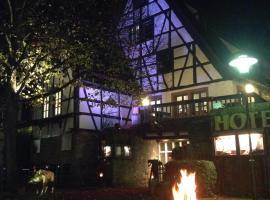 Altes Badhaus, Eberbach