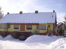 Apartment Hájenka, Nové Hutě (Paseka yakınında)