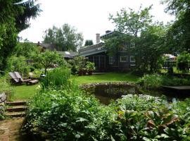 Ferienhaus Gartenlust, Dierdorf (Selters yakınında)