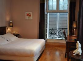 Inter-Hotel Orthez La Reine Jeanne, Ортез (рядом с городом Sallespisse)