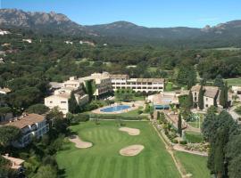 Golf Costa Brava, Санта-Кристина-де-Аро (рядом с городом Solíus)