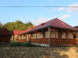 Kőhíd Vendégház, Abaújvár