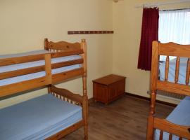 Connemara Mountain Hostel, Ресесс