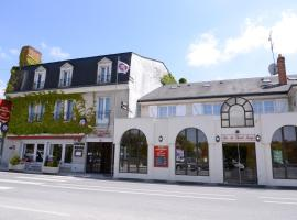 Hotel The Originals Tours Ouest Le Cheval Rouge (ex Inter-Hotel)