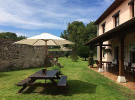 Hotel Rural El Texeu, Parres de Llanes