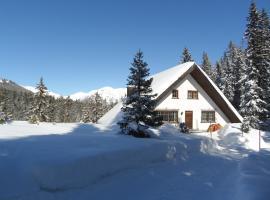 Chalet Atelier, Davos (Laret yakınında)