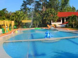 Hotel Rosalinda Campestre del Llano, Villavicencio (Granja El Hachón yakınında)