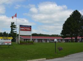 Lighthouse Motel, Walkerton (Hanover yakınında)