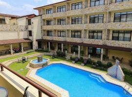 Roca Golf Hotel, Bujumbura (Near Buyenze)