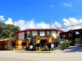 Hotel Villa del Sol, Puerto Cortes (рядом с городом Omoa)