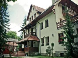 Penzion U Raztoky, Rusava