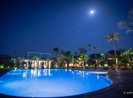 Samanea Beach Resort, Kep