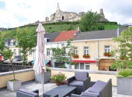 Appartement in hartje Valkenburg