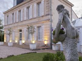 Château Beau Jardin, Gaillan-en-Médoc