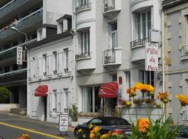 Hôtel Villa Du Parc