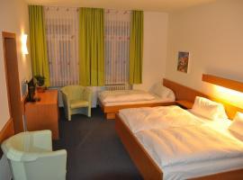 Hotel Lamm, Neckarsulm (Oedheim yakınında)
