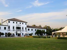 Hotel Villa Marcello Giustinian, Mogliano Veneto (Villa Cameroni yakınında)