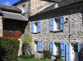 Gîte La Parenthèse, Saint-Hostien (рядом с городом Le Pertuis)