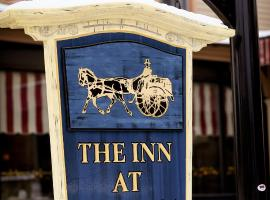 The Inn at Saratoga, Saratoga Springs