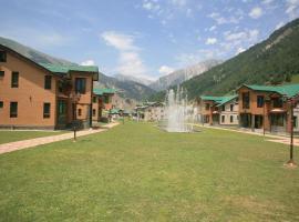 Hotel Snow Land, Sonāmarg (рядом с городом Kulan)