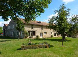 Les Granges Tourondel, Bruniquel (рядом с городом Vaissac)