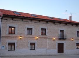 La Casona de Doña Petra, Villarmentero de Campos (рядом с городом Población de Campos)